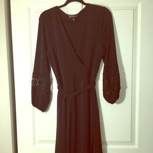 INC black night dress